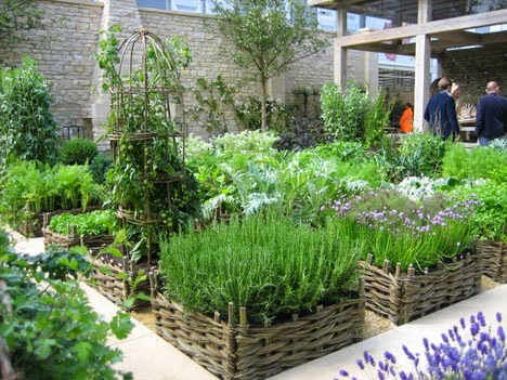 Top 20 Small Herb Garden Design Small Herb Garden Design