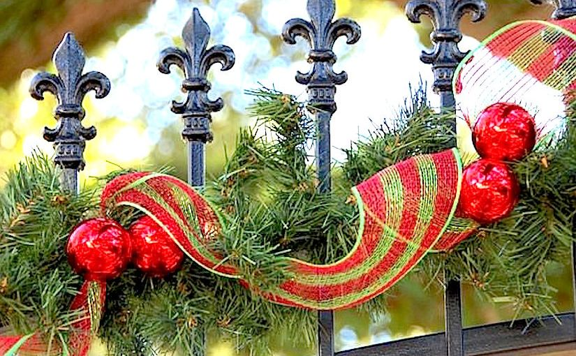 Outdoor Christmas Decorations Container Gardening